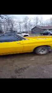 1974 Ford Ranchero **certified**