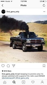 Looking to buy a 1991-1993 dodge cummins