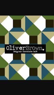 Oliver Brown For Sale.