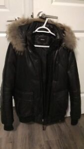 Men's leather Rudsak jacket