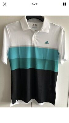 Mens Adidas Ultimate 365 Golf Polo Shirt, Size Small