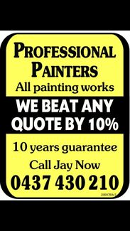 Interior qualified painters
