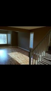 Pet friendly home with double garage for rent in Millrise sw