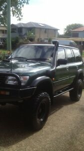 Nissan patrol with ls1 conversion Loganholme Logan Area Preview