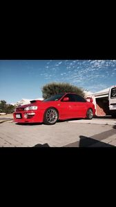Subaru wrx gc8 Kinross Joondalup Area Preview