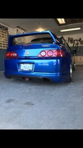 Rsx swapped type s