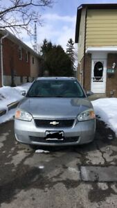 Chevy Malibu 2007 great condition (as is)