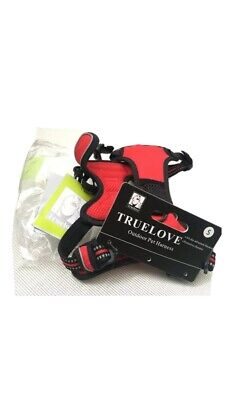 Truelove Soft Front Dog Harness Best Reflective No Pull Harness Handle 2