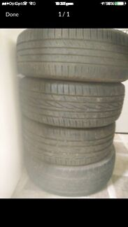4 tyres 19 inch michelin tyres 2