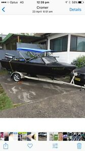 16ft Caribbean with 140hp Yamaha Dee Why Manly Area Preview