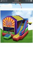 Bouncy Castle Set up and Take down
