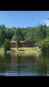 Cottage rental, Carson lake in Barry's Bay