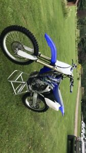 450 dirtbike and 954 crotch rocket for trade