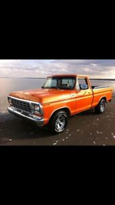 Wanted : 1979 Ford F100