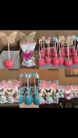 Candy apples for any occasion $4.00 each