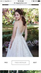 Rebecca Ingram wedding dress
