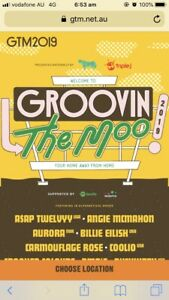 groovin the moo | Concerts | Gumtree Australia Free Local