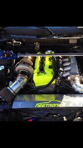 S2000 turbo manifold and wastegate