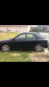 Subaru for parts or repair