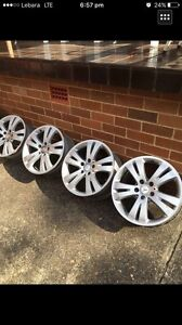 Mercedes Benz rims Eastwood Ryde Area Preview