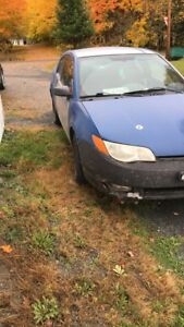 2005 Saturn ion need gone
