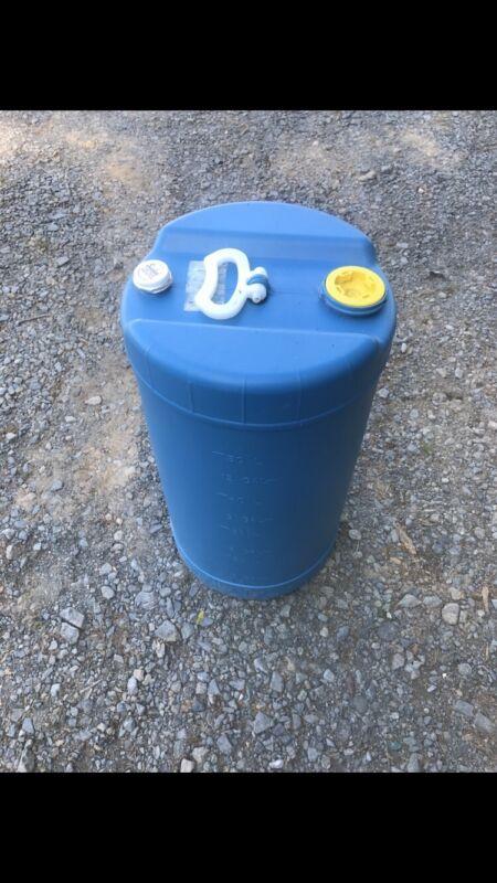 15 gallon storage barrel with handle