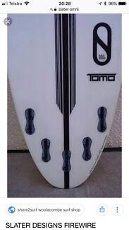 Firewire tomo slater designs Omni 5'8 swap for 5'7 Omni