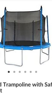 12FT Canadian Tire Enclosed Trampoline