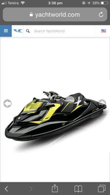 New Seat for Seadoo rxp 260 rs Or rxp300 | Other Boats & Jet