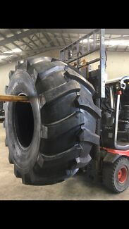 NEW FORESTRY LOGGERS SKIDDER TYRES