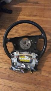 Bmw NON-M steering wheel with airbag 10/10