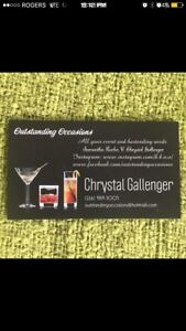 Bartender for events/parties/weddings/stags