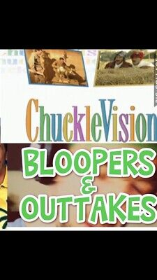 Chuckle Brothers Chucklevision Bloopers Dvd