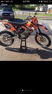 2006 KTM 250 SXF  for sale or trade
