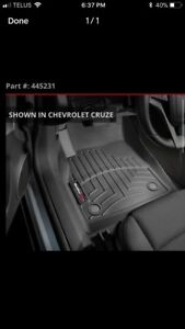 Car Mats for Chevy Cruze