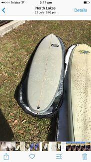 Surfboard 7ft mini mal