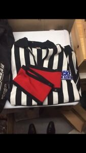 Referee Jersey & arm bands