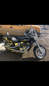 2002 Honda Shadow 1100