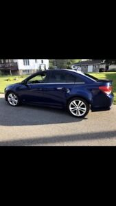 chevrolet cruze 2012 negociable