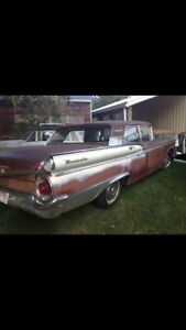 1959 meteor or ford parts.