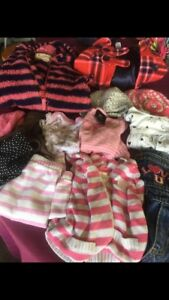 Baby Girls 3-9 Months Clothes Lot