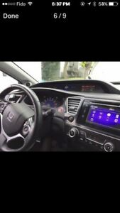 2015 Honda Civic EX Manual