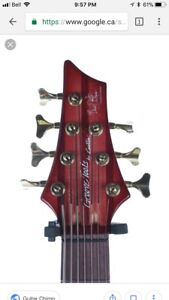 ******WANTED******        7 string guitar