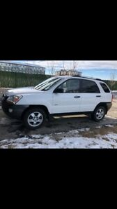 2006 Kia Sportage priced to sell $4000 OBO