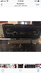 Mint Sony stereo on sale