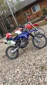 Great condition 2015 Yamaha ttr 125L