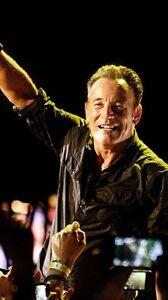 Two  Bruce Springsteen tickets - Hunter Valley Canberra City North Canberra Preview