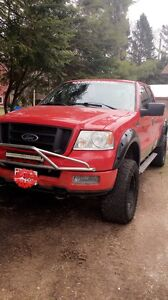 AS IS Ford F-150 Fx4 4x45.4L