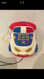 Chicco Interactive Talking Phone