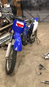 2003 Yz450f dirt bike